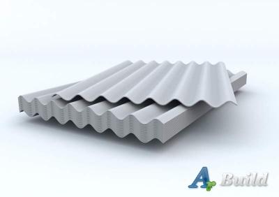 Покрытия из стального профилированного листа и других материалов.