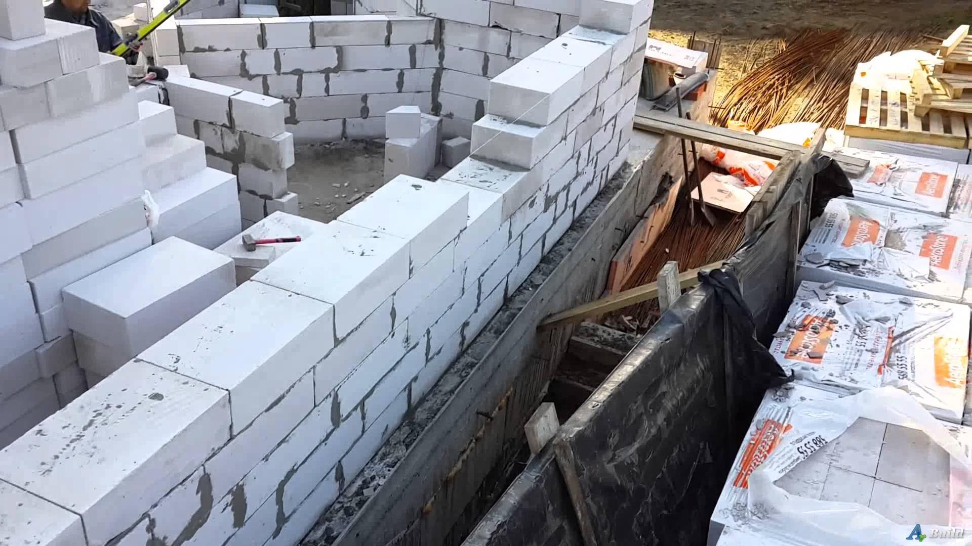 газовые блоки для строительства